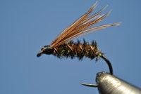 Arakawa Kebari Tenkara Fly Fishing Trout