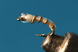 Flash Back Mercury Midge Fly Fishing Trout