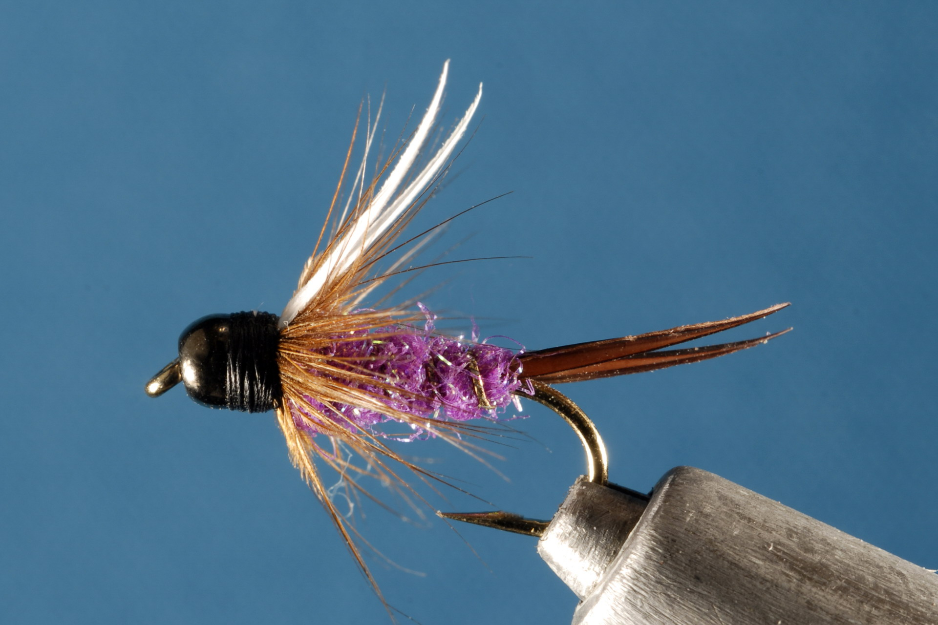 Prince nymph ice dragon flyfishing for Ice fishing flies