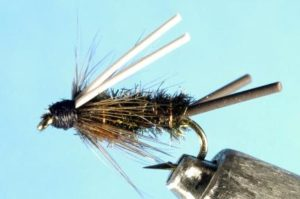 Prince Nymph Rubber Legs Fly Fishing Trout