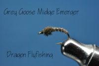 Grey Goose Midge Emerger